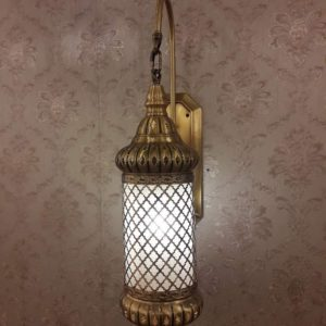 9025/1L Turkish Wall Light